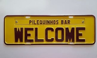 Placas Decorativas Bar Pilequinhos
