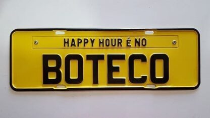 Placas Decorativas Bar Boteco